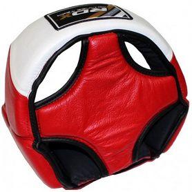 Фото 4 к товару Шлем боксерский для соревнований RDX Red