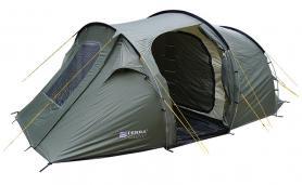 Палатка пятиместная Terra Incognita Family 5 зеленая