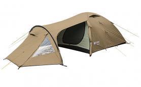 Палатка трехместная Terra Incognita Geos 3 песочная