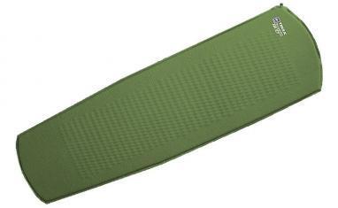 Коврик самонадувающийся Terra Incognita Air 2,7 Lite (122х51х2,7 см) зеленый