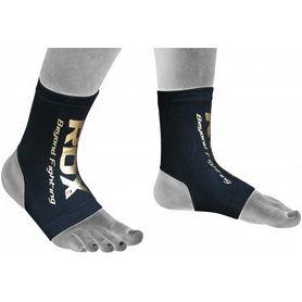 Фото 2 к товару Защита для ног (голеностоп) RDX Black new