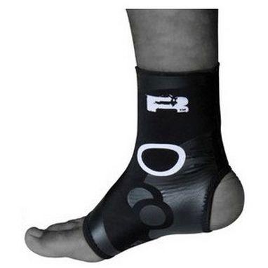 Защита для ног (голеностоп) RDX Neopren Silicon