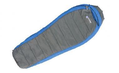 Спальный мешок (спальник) Terra Incognita Termic 900 левый синий