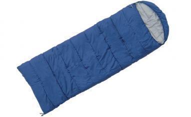 Мешок спальный (спальник) Terra Incognita Asleep 400 левый синий