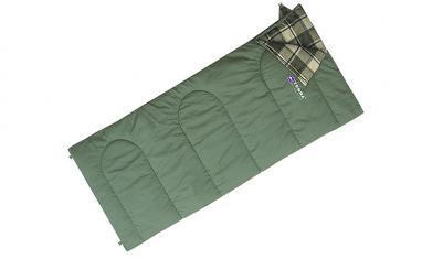 Спальный мешок (спальник) Terra Incognita Turizmo 200 зеленый