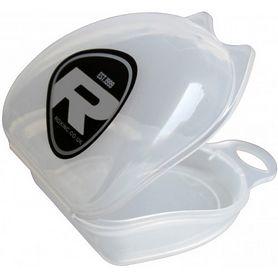 Фото 5 к товару Капа боксерская RDX Gel 3D Elite Black