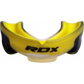 Фото 4 к товару Капа боксерская RDX Gel 3D Elite Gold