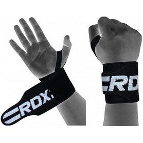 Бинты для жима кистевые RDX black
