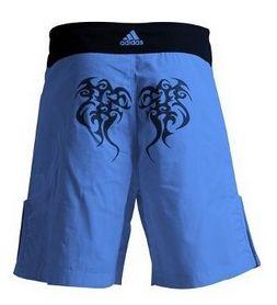 Фото 2 к товару Шорты для MMA Adidas Tribal ADICSS46 синие