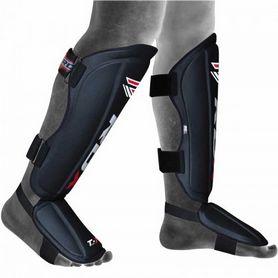 Фото 2 к товару Защита для ног (голень+стопа) RDX Molded