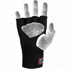 Фото 2 к товару Бинт-перчатка RDX Neopren Gel Red