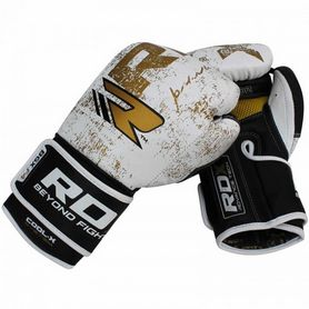 Фото 1 к товару Перчатки боксерские RDX Ultra Gold