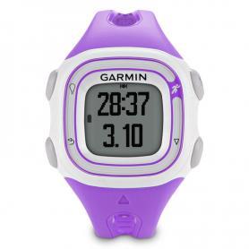 Спортивные часы Garmin Forerunner 10 фиолетовые