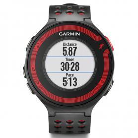 Фото 2 к товару Спортивные часы Garmin Forerunner 220 черные с красным