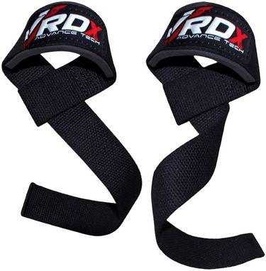 Лямки штангиста RDX Black