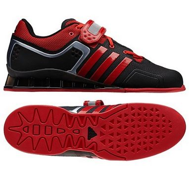 Штангетки Adidas AdiPower Weightlifting черные