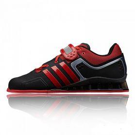 Фото 2 к товару Штангетки Adidas AdiPower Weightlifting черные