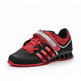 Фото 3 к товару Штангетки Adidas AdiPower Weightlifting черные