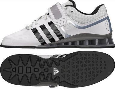 Штангетки Adidas AdiPower Weightlifting белые