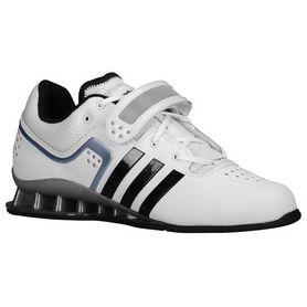 Фото 2 к товару Штангетки Adidas AdiPower Weightlifting белые