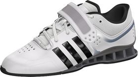 Фото 3 к товару Штангетки Adidas AdiPower Weightlifting белые