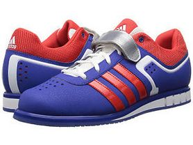 Фото 2 к товару Штангетки Adidas Powerlift II Weightlifting синие