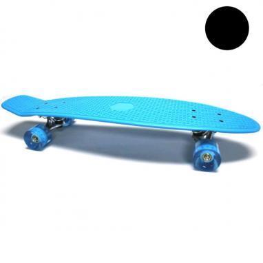 Скейтборд Penny Cruiser Fish Line 28-K черный
