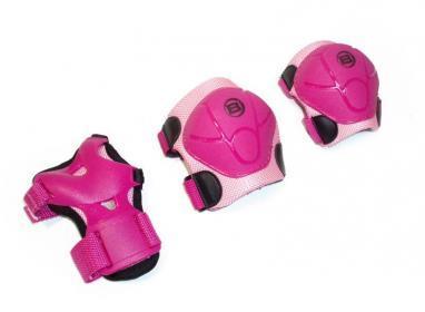 Защита для роликов детская Radius ZLT розовая