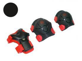 Защита для роликов детская Radius ZLT черная