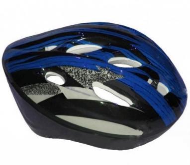 Велошлем SK-104 синий