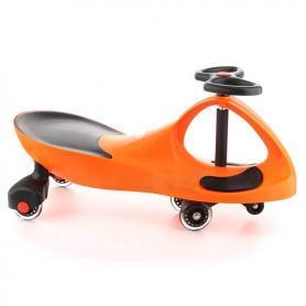 Фото 1 к товару Автомобиль детский BibiCar Оригинал оранжевый