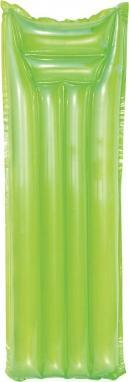 Матрас надувной пляжный Bestway 44008 (183х69 см) зеленый