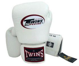 Перчатки боксерские Twins BGVL-3 белые