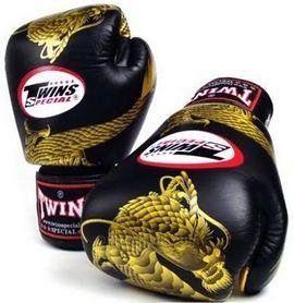 Фото 1 к товару Перчатки боксерские Twins Fancy FBGV-23G