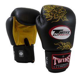 Перчатки боксерские Twins Fancy FBGV-6G