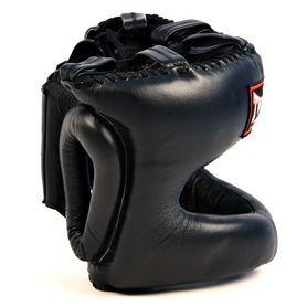 Фото 2 к товару Шлем боксерский тренировочный Twins HGL-9 с бампером