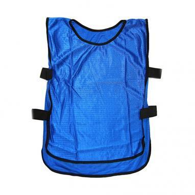 Накидка (манишка) тренировочная синяя