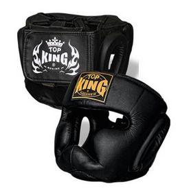Шлем боксерский тренировочный Top King TKHGFC-LV