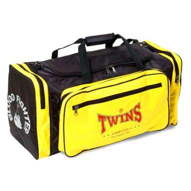 Сумка спортивная Twins BAG-1 желтая