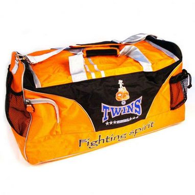 Сумка спортивная Twins BAG-2 оранжевая