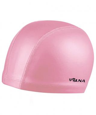 Шапочка для плавания Volna Perun розовая