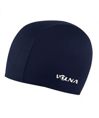Шапочка для плавания Volna Vodnik темно-синяя
