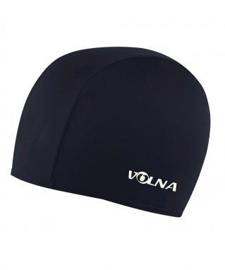 Шапочка для плавания Volna Vodnik черная