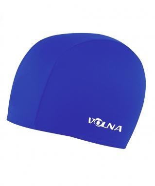 Шапочка для плавания Volna Vodnik синяя
