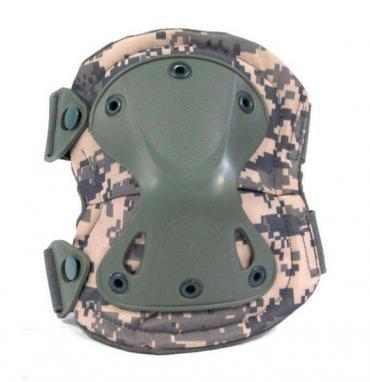 Защита тактическая Х-Tak: (наколенники, налокотники) камуфлированная