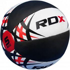 Медбол RDX Red 5 кг
