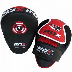 Фото 2 к товару Лапы боксерские RDX Multi red