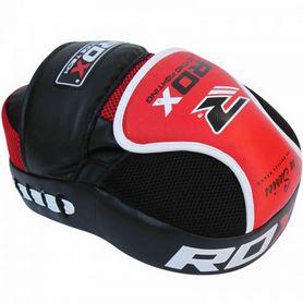Фото 4 к товару Лапы боксерские RDX Multi red