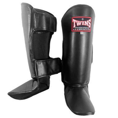 Защита для ног (голень) Twins SGL-2 черная