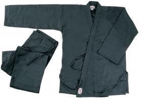 Фото 2 к товару Кимоно для карате Green Hill Club черное